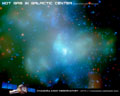 Thumbnail of Hot Gas in Galactic Center
