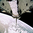 STS-93 Deployment of Chandra