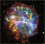 Stellar Forensics with Striking Image from Chandra