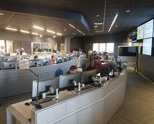 Chandra's New Operations Control Center